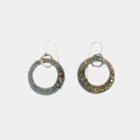 Reticulated Earrings