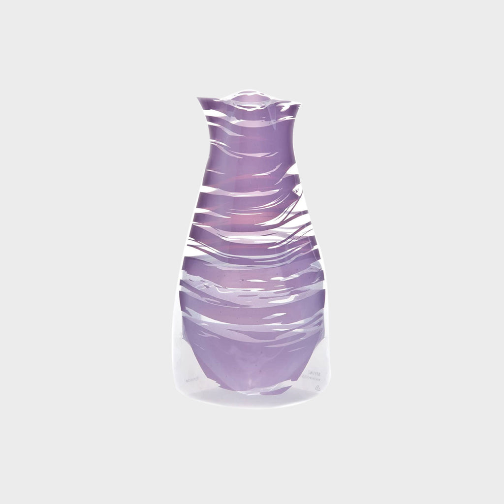 Bandido Vase - Purple