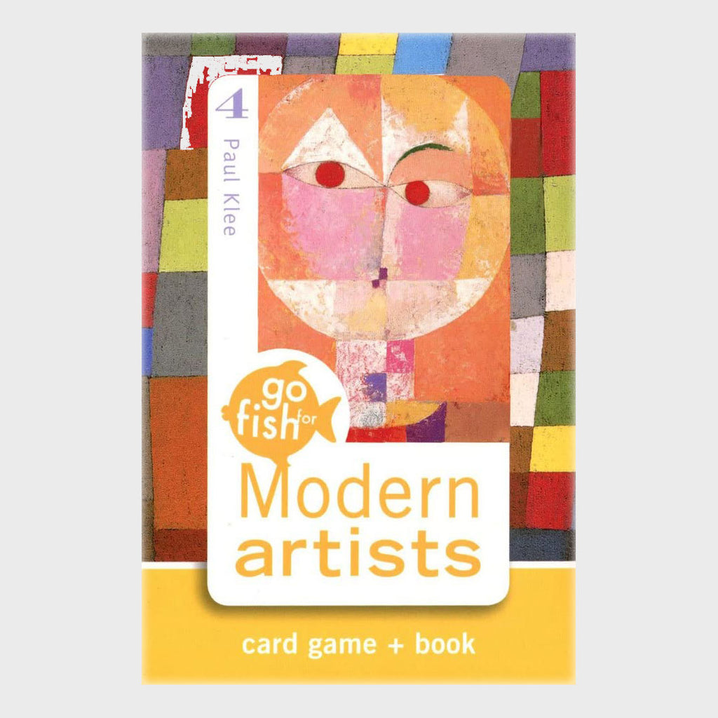 Go Fish For Modern Artist