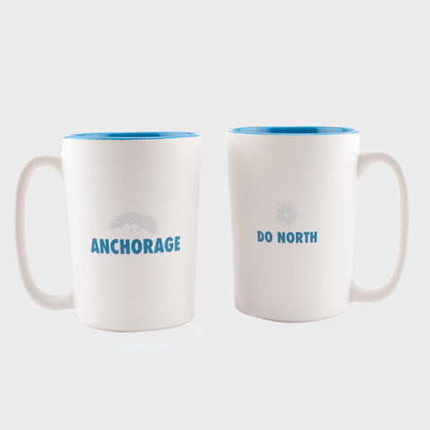 Mug - Anchorage, Do North - 15 oz