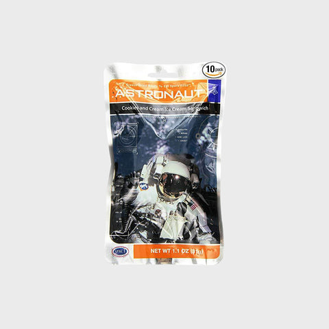 Cookies & Cream Astronaut Ice Cream