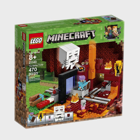 LEGO Minecraft Nether Portal - 21143