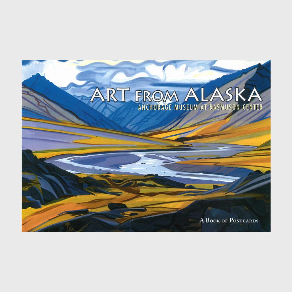 Art From Alaska - Postcard Book