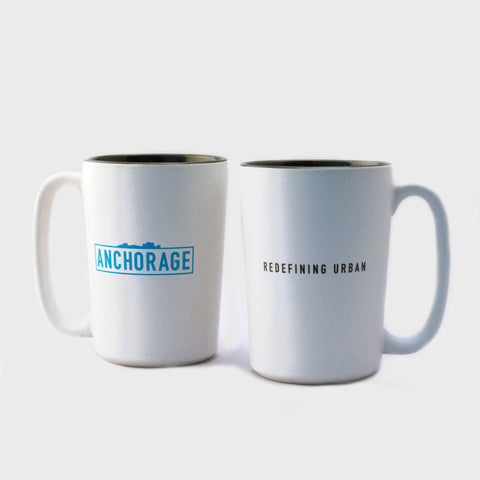 Mug - Anchorage, Redefining Urban - 15 oz