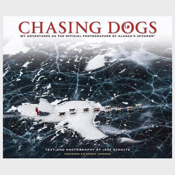 Chasing Dogs by Jeff Schultz - Softcover