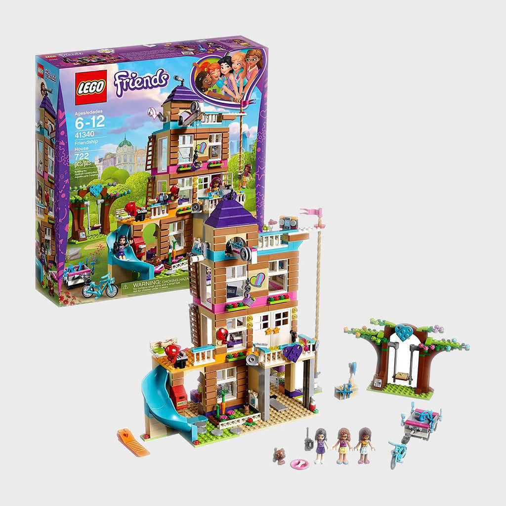 LEGO Friendship House 41340
