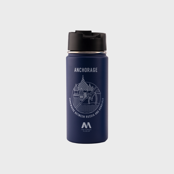 Hydro Flask - Somewhere Between Russia and Honolulu