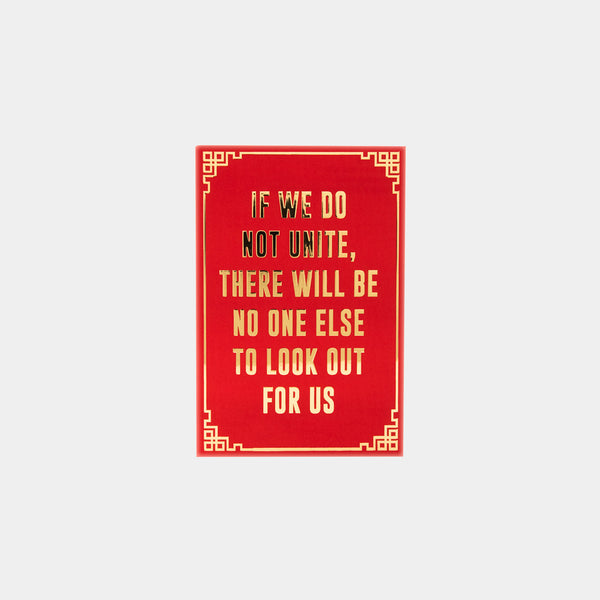 Red Envelope Postcards