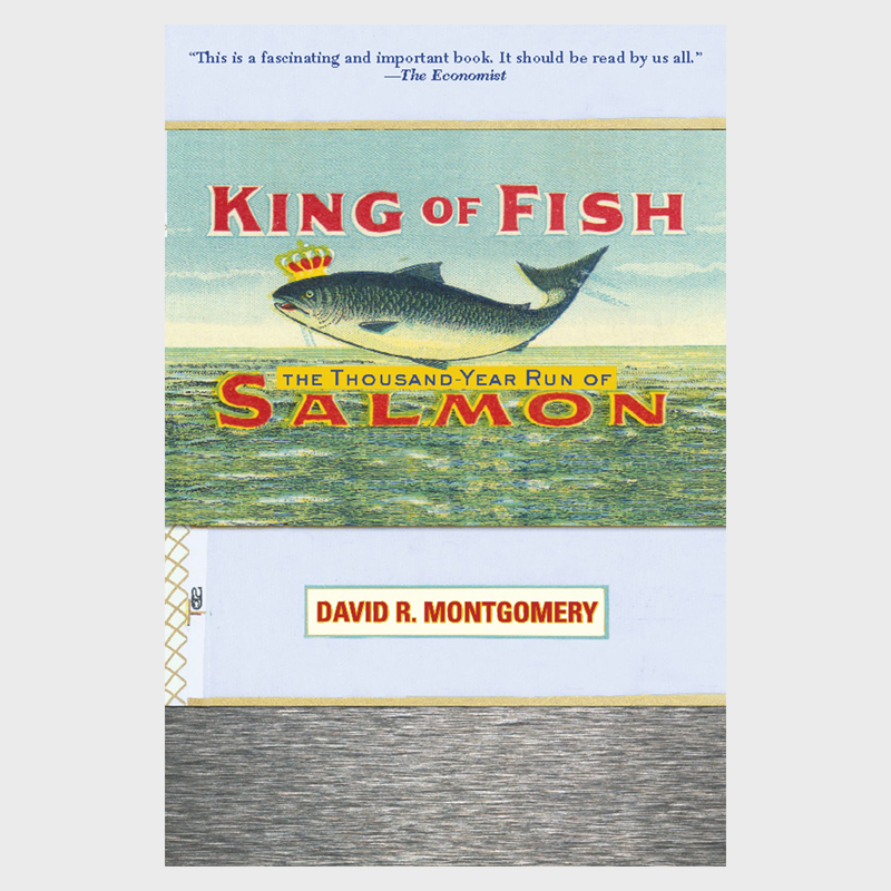 King of Fish: The Thousand-Year Run of Salmon by David Montgomery