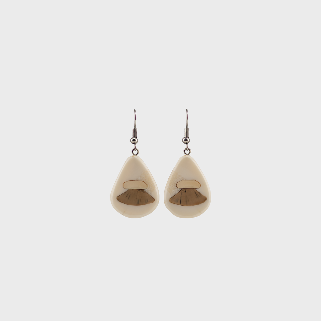 Ivory Ulu Earrings