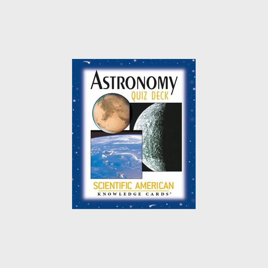 Astronomy Knowledge Cards