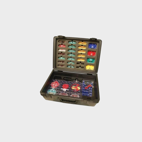 Electronic Snap Circuits - 300R with Educational Deluxe Case