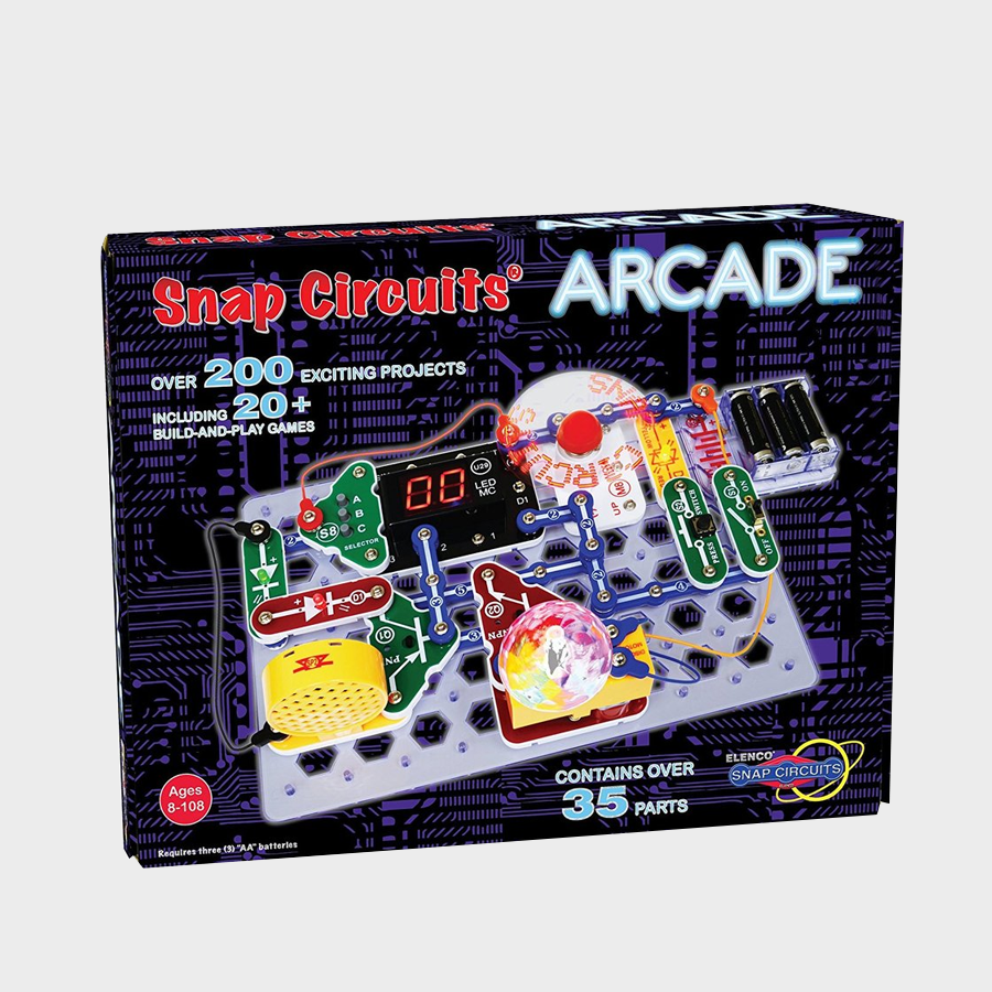 Electronic Snap Circuits - Arcade