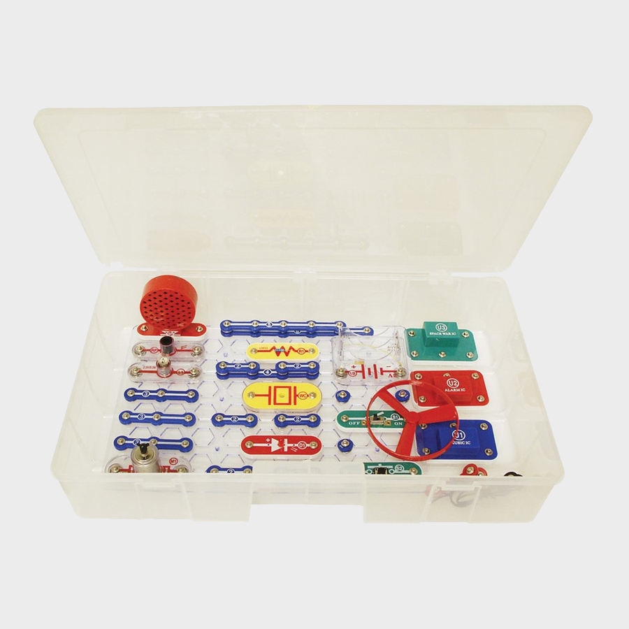 Electronic Snap Circuits Jr. - Educational 100 Experiments