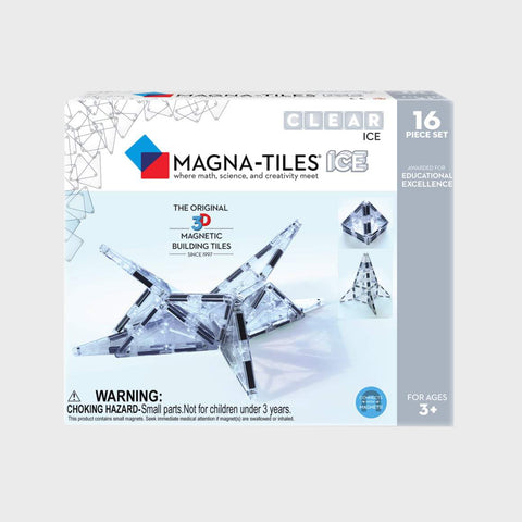 Magna-Tiles® ICE 16-Piece Set