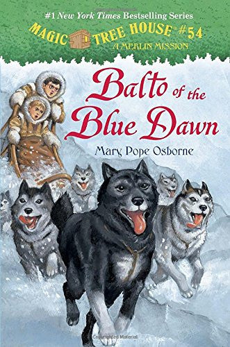 Balto of the Blue Dawn by Mary Pope Osborne