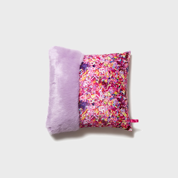 Colorful Rebellion Pillow