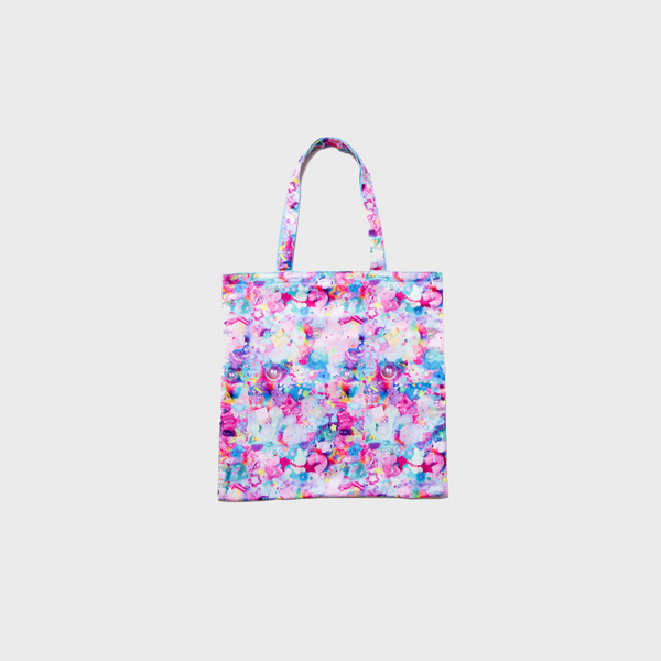Colorful Rebellion Reversible Tote