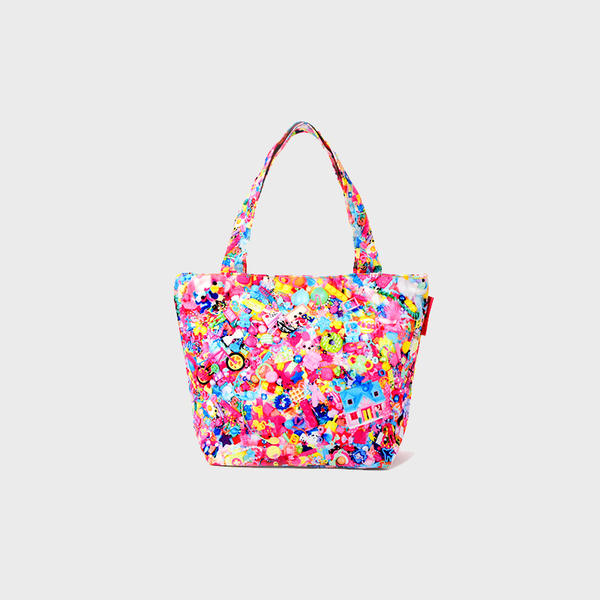Colorful Rebellion Lunch Tote