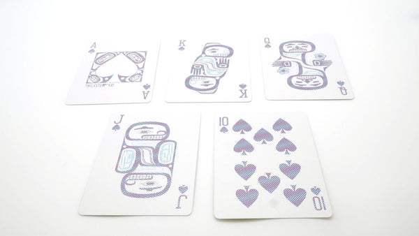Tlingit Language Playing Cards - Exclusive Edition