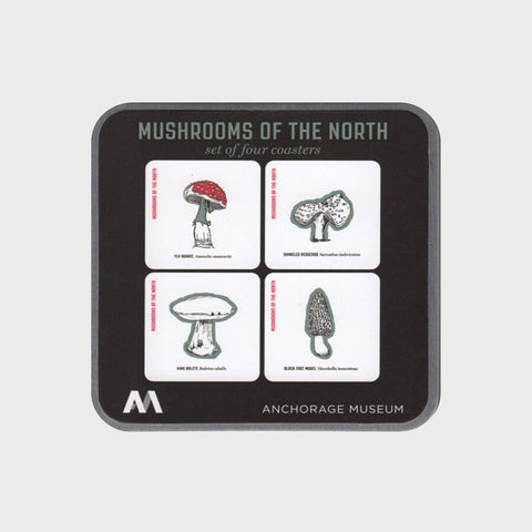 Coaster - Mushrooms of the North