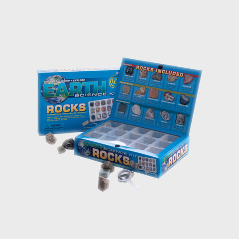 Earth Science Kit - Rocks