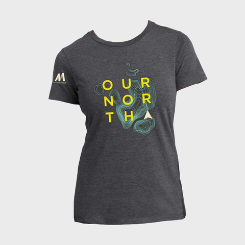 T-Shirt: Our North, Women's