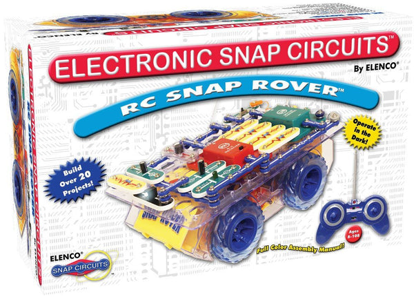Electronic Snap Circuits - RC Snap Rover