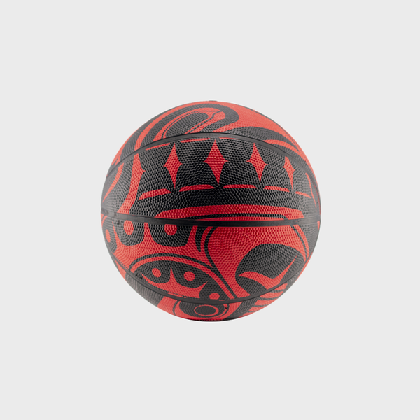Beast Collective Basketball - Red and Black