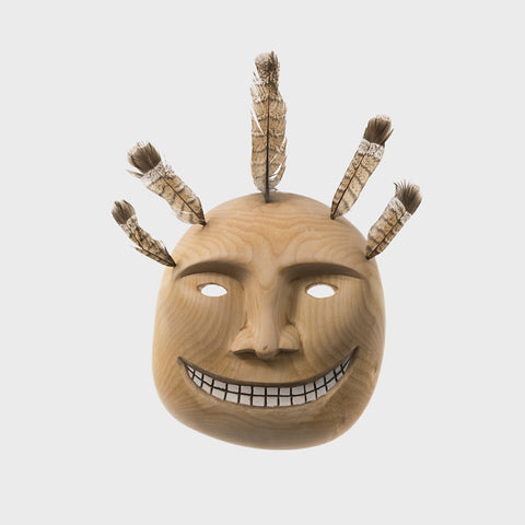 Ap' Apaa Mask (Big-Mouth Infant)