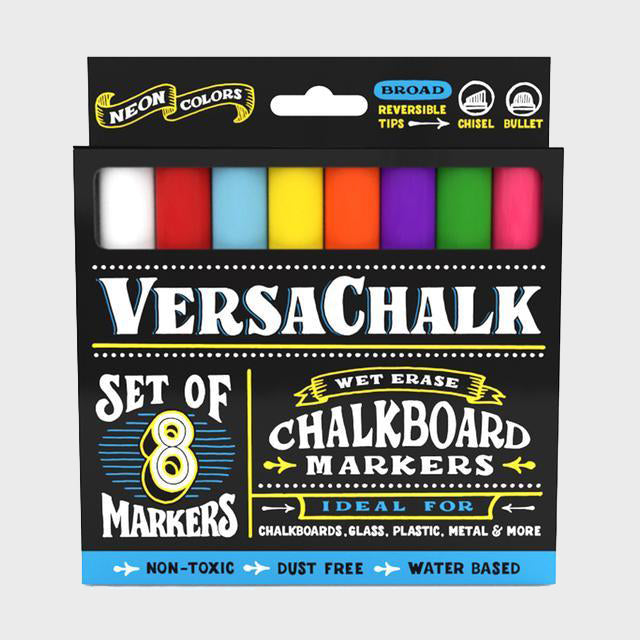 Chalk Markers - Neon Bold - 8 Set
