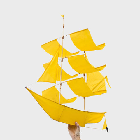 Sailing Ship Kite - Canary