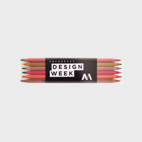 Design Week - Colored Pencils