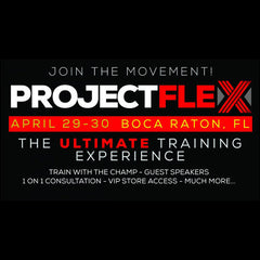 New Project Flex Camp Announced!