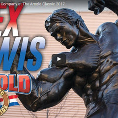 Flex Lewis Launches New Company at The Arnold Classic 2017