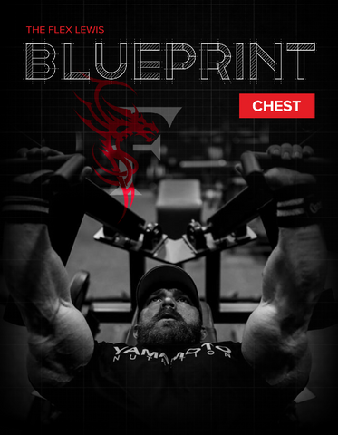 E-BOOK | The Flex Lewis Blueprint: Chest