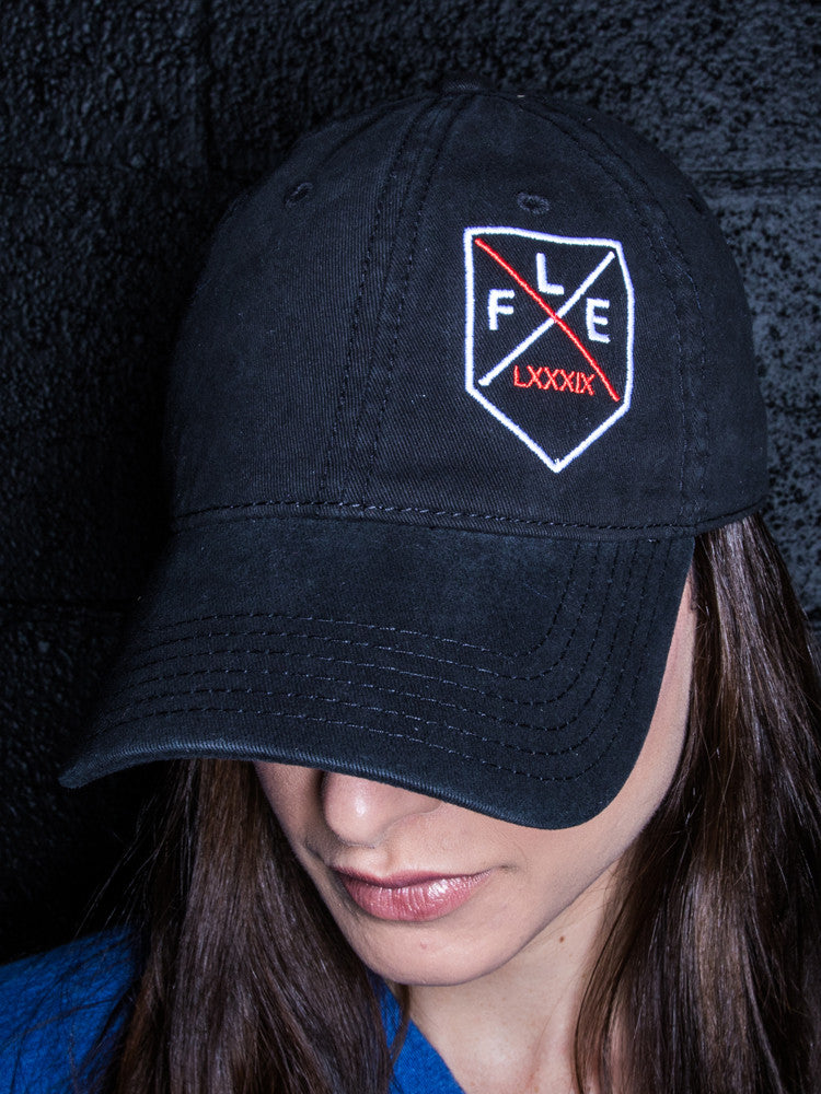 Flex Badge Adjustable Hat
