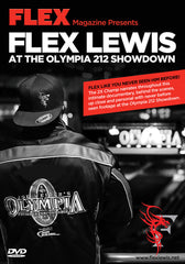 Flex Lewis at the Olympia 212 Showdown DVD