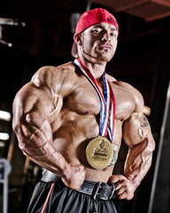 8x10 Olympia Medals Photo by Jason Breeze