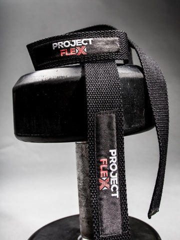 Project Flex Cotton Wrist Straps