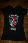 Womens Welsh Dragon T-Shirt