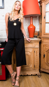 Culotte Trousers - Feather and Bone London