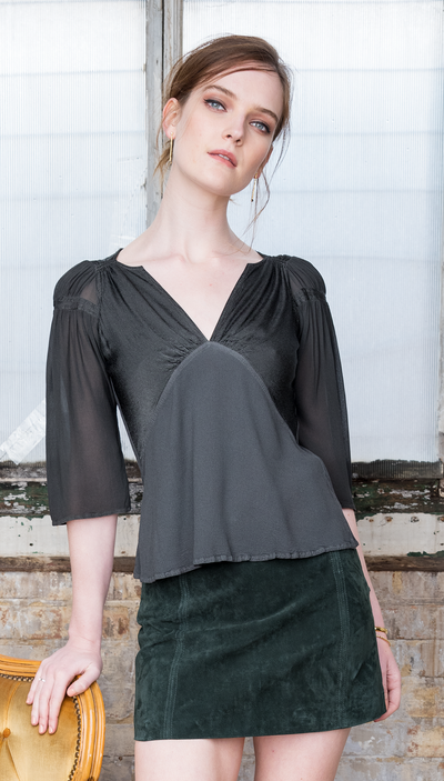 Connie Tops & Tunics - Feather and Bone London