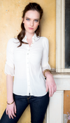 Madame X Blouse - Feather and Bone London