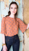 Samantha Blouse - Feather and Bone London