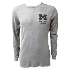 Alumni Long Sleeve Thermal - Deep Heather