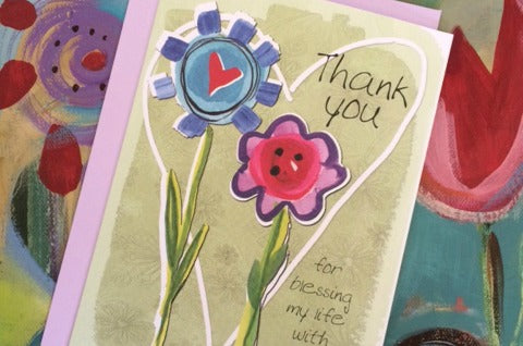 Cards marianne richmond career nearly two decades ago with a small line of cards called art from the heart and thanks to my publishing partnership with shade tree greetings m4hsunfo