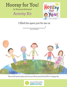 Hooray for You Activity Kit (Digital Download)