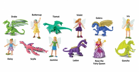 Fairies and Dragons toob