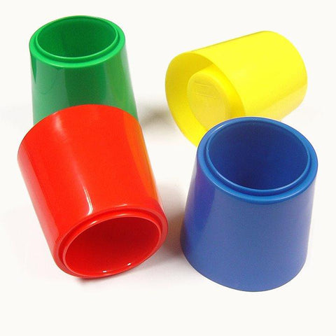 Non Spill Water Pots set of 4